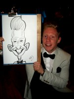 Leeds Caricature Hire Artists